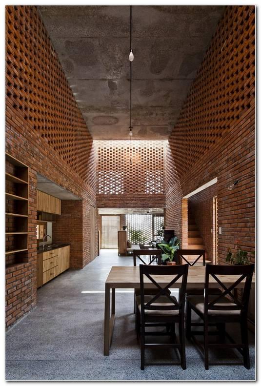 Interiores Casas Ladrillo Visto