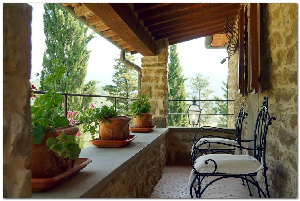 Interiores Casas Toscana