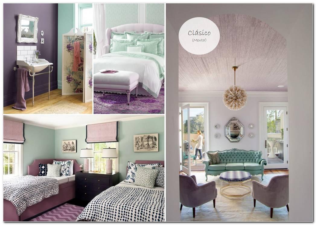 Interiores Color Menta