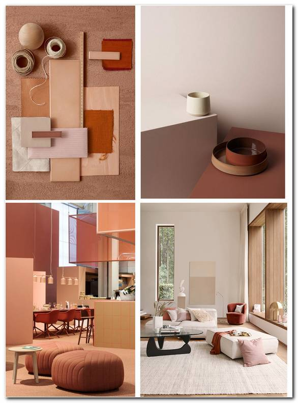 Interiores Color Terracota