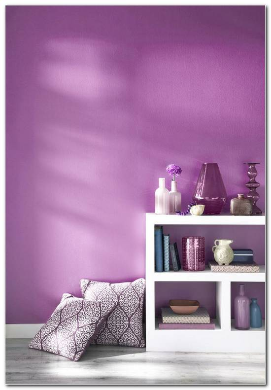 Interiores En Color Uva