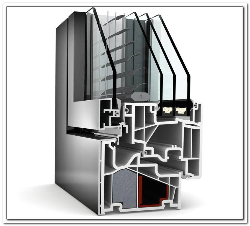 Internorm Fenster 4 Fach Verglasung