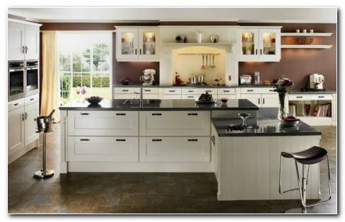 Irresistible White Interior HD Wallpaper