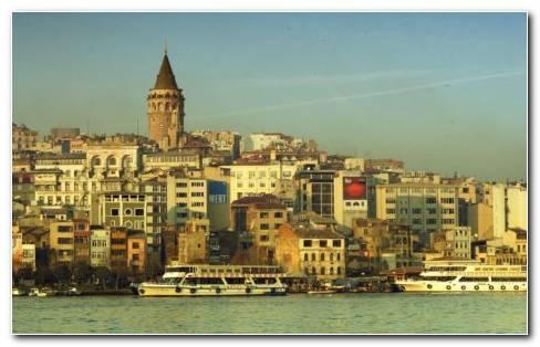 Istanbul Hotels HD Wallpaper