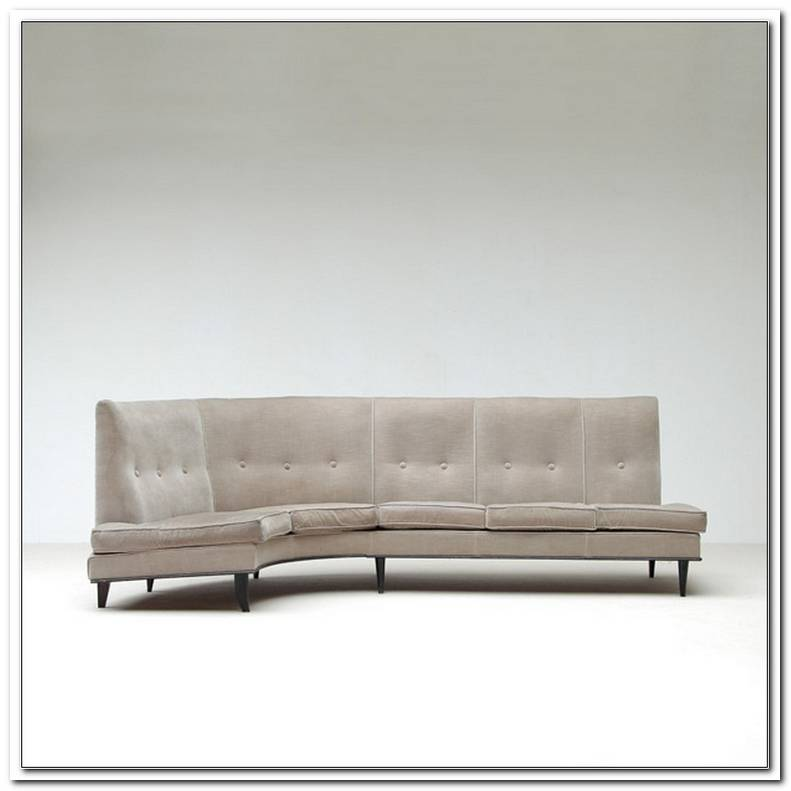 J Shaped Sofa