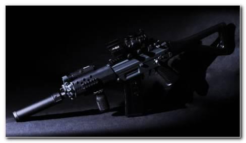 JG SIG 552 AEG Airsoft Gun HD Wallpaper