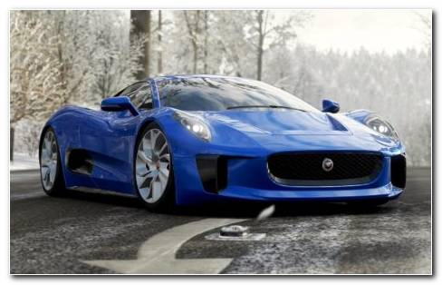 Jaguar C X75 HD Wallpaper