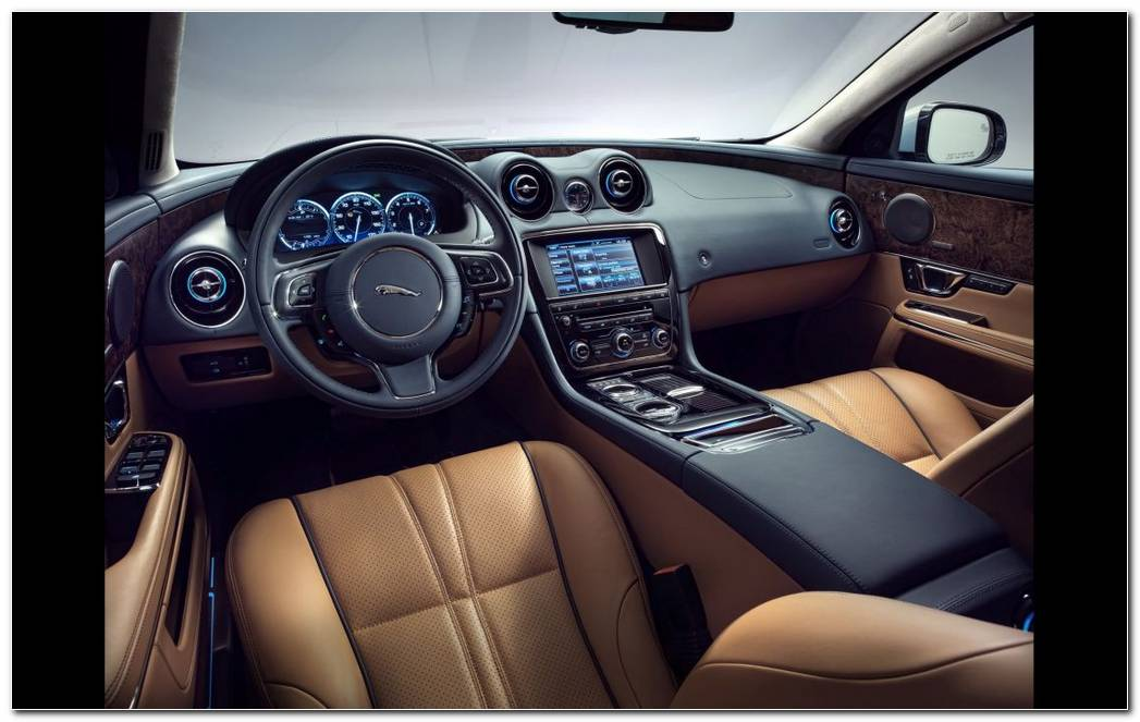 Jaguar Interior Wallpaper