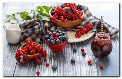 Jam of Berries HD wallpaper
