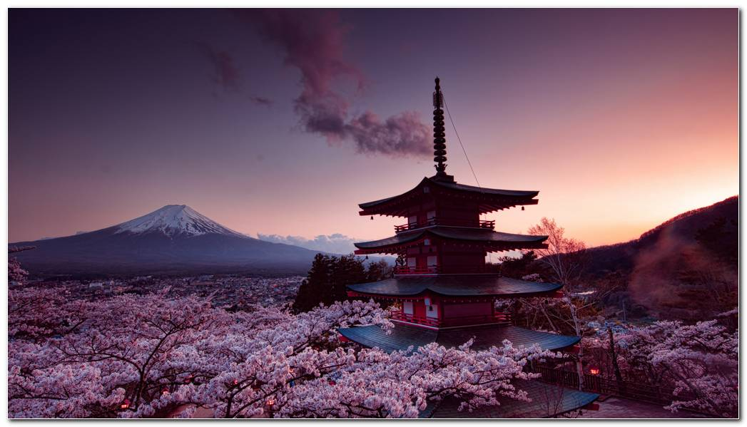 Japan Backgrounds