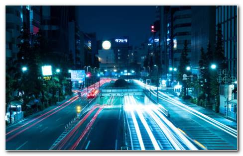 Japan Tokyo HD Wallpaper