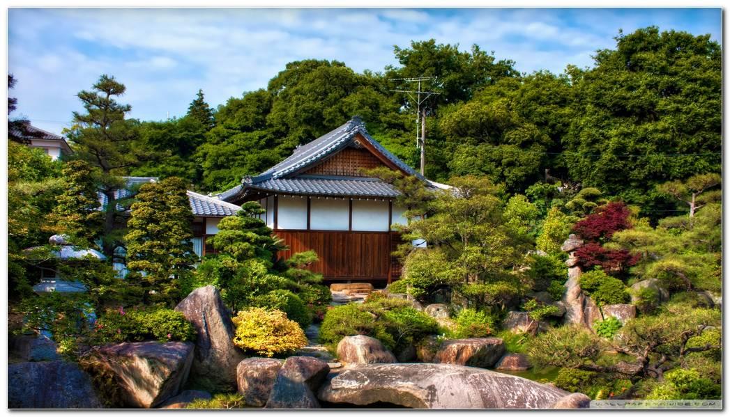 Japanese Garden Wallpaper 1920x1080 Japanese Garden 1920x1080
