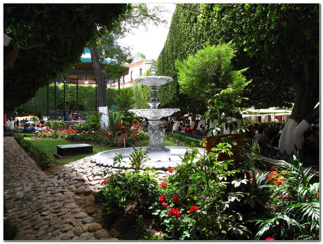 Jard N Uni N Guanajuato
