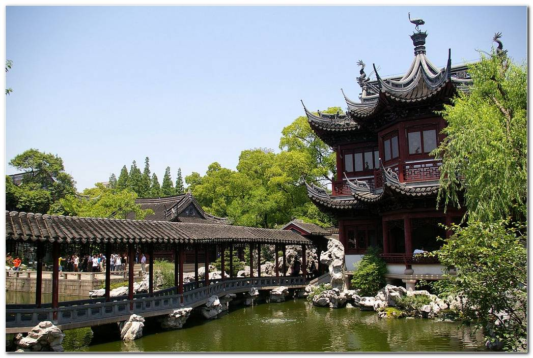 Jard N Yuyuan Shanghai