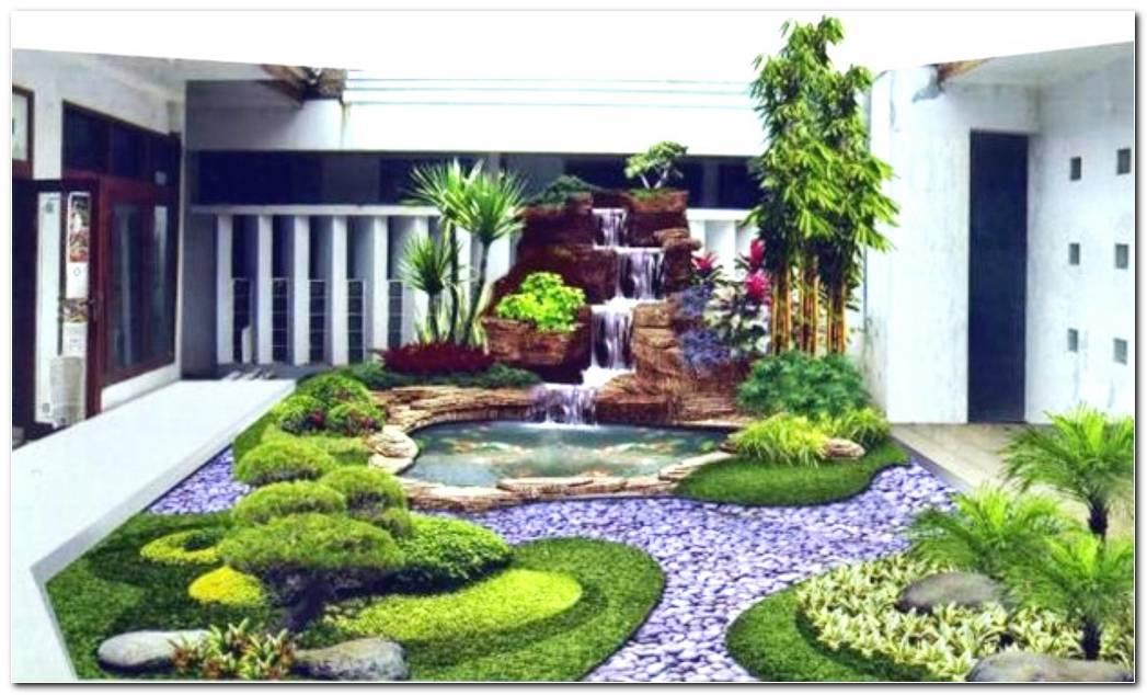 Jardin Minimalista Caracteristicas