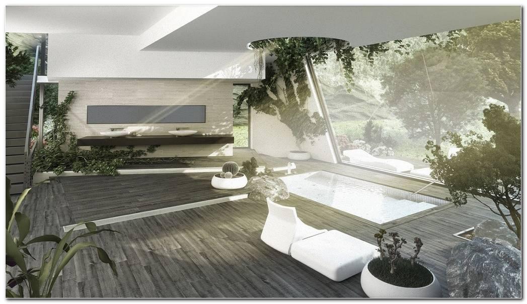 Jardin Minimalista Interior