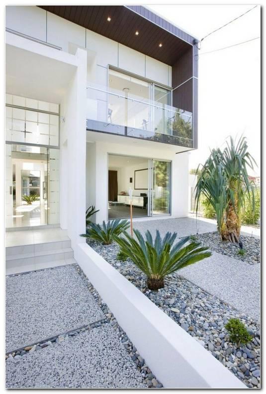 Jardin Minimalista Moderno