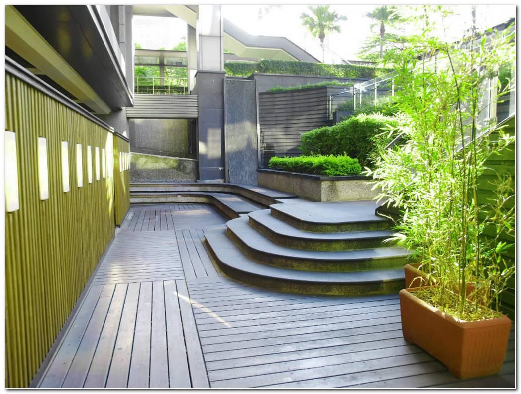 Jardin Minimalista Plantas