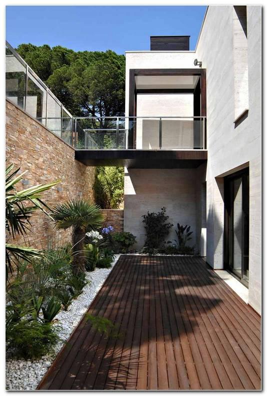 Jardin Minimalista Terraza