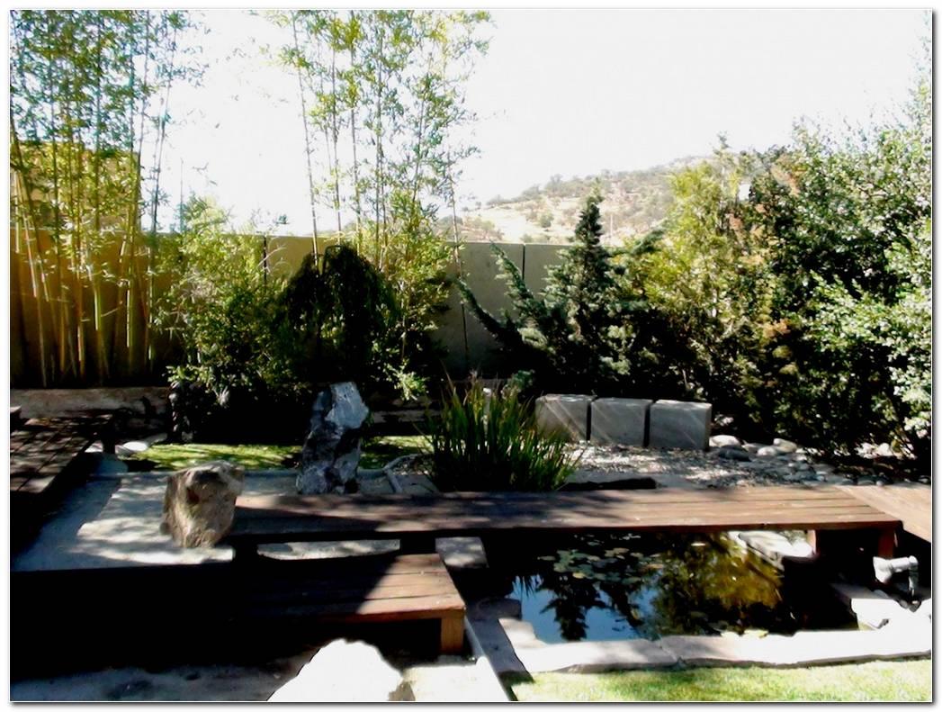 Jardin Minimalista Zen