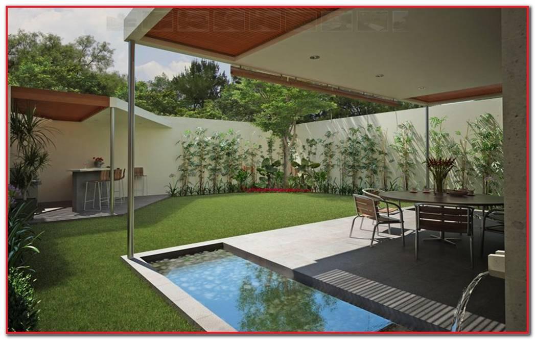 Jardines Minimalistas De Casas