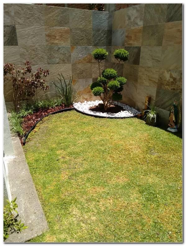 Jardines Minimalistas Modernos Peque Os