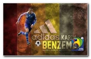 Karim Benzema Hd Wallpaper