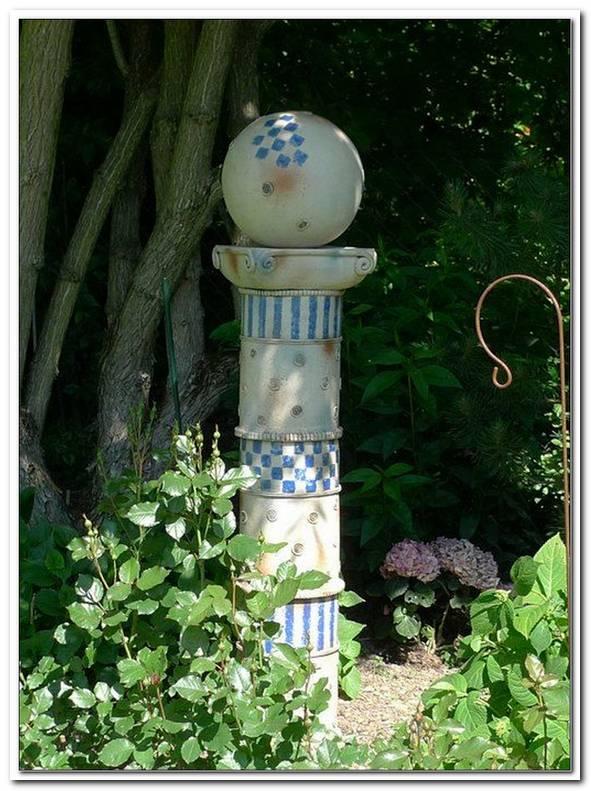 Keramik Kunst F?R Den Garten
