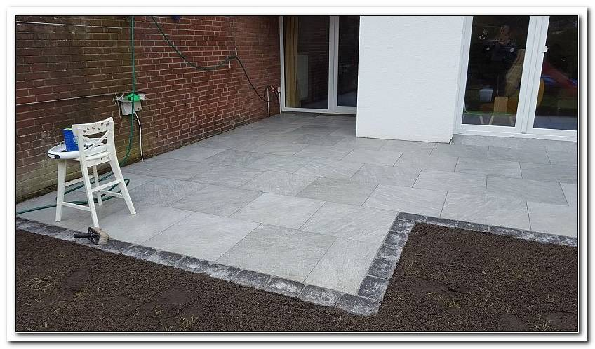 Keramikplatten Terrasse