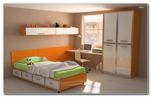 Kid S Room HD Wallpaper