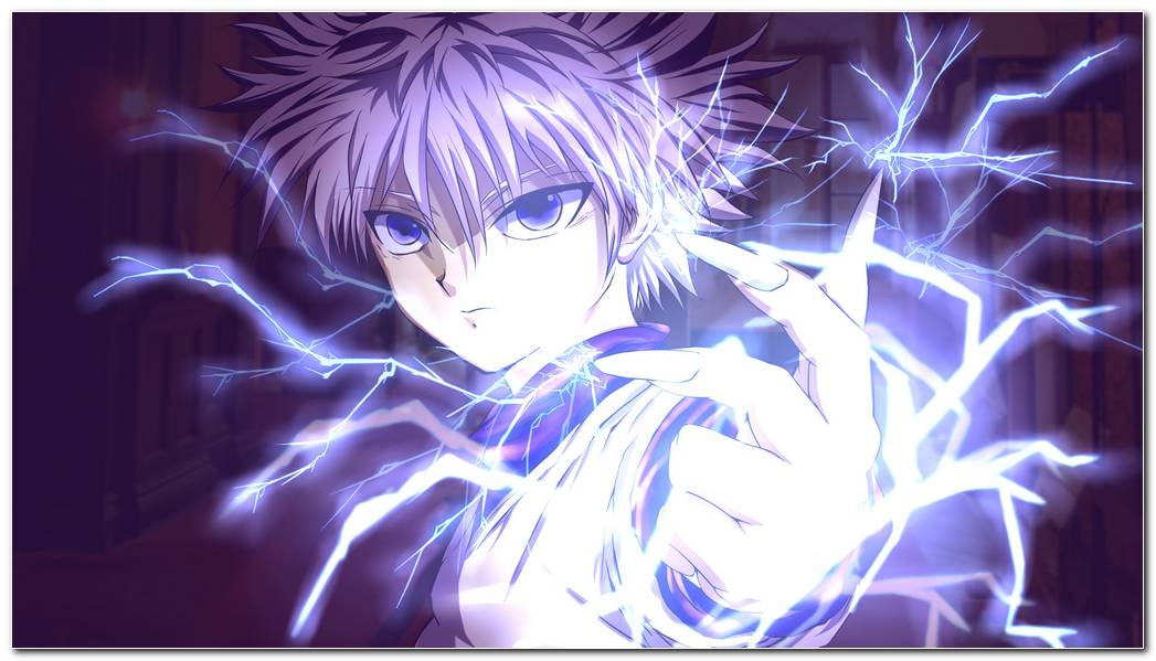 Killua Hunter X Hunter Background