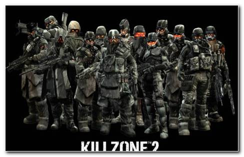 Killzone Toys HD Wallpaper