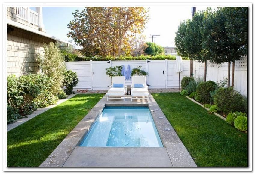 Kleiner Swimmingpool F?R Den Garten