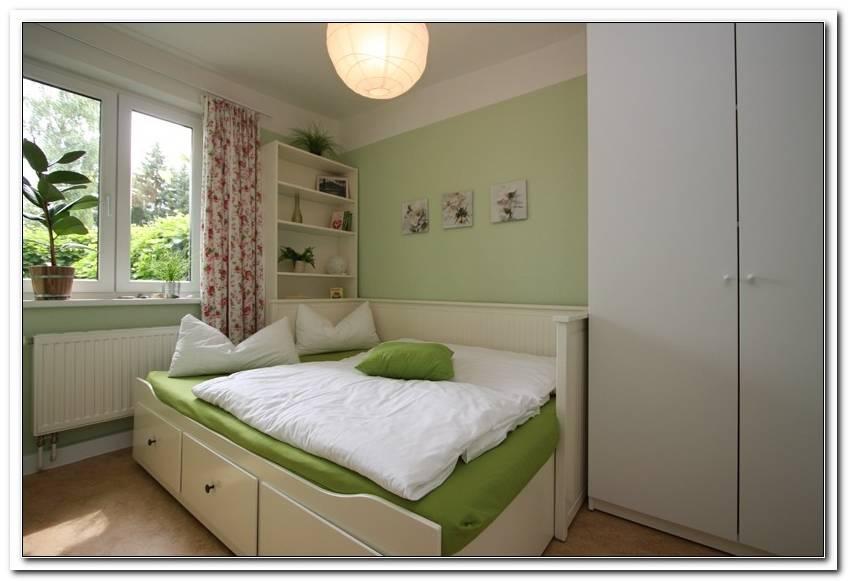 Kleines Schlafzimmer 9 Qm