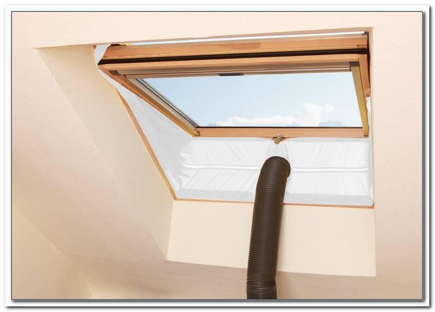 Klimaanlage Schlauch Dachfenster