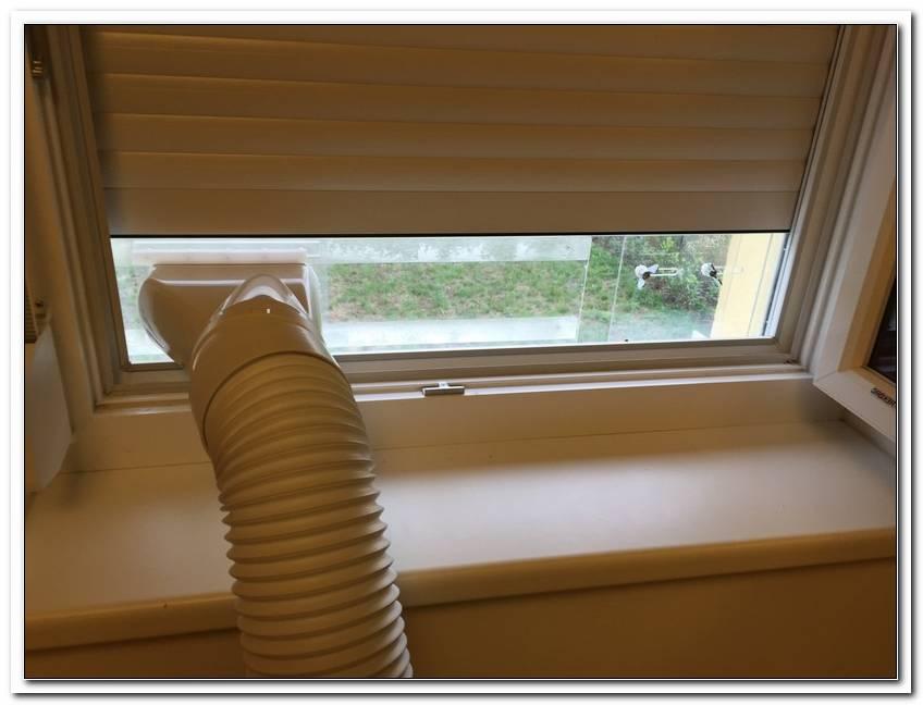 Klimaanlage Schlauch Fenster Abdichten