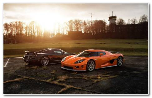 Koenigsegg CCXR HD Wallpaper
