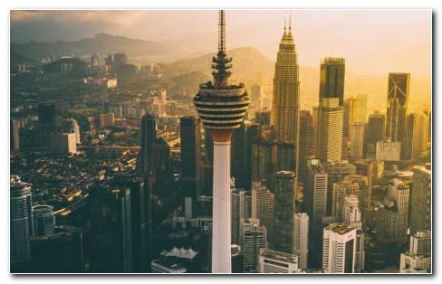 Kuala Lumpur Malaysia HD Wallpaper