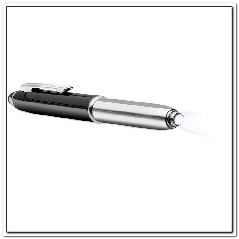 Kugelschreiber Mit Lampe