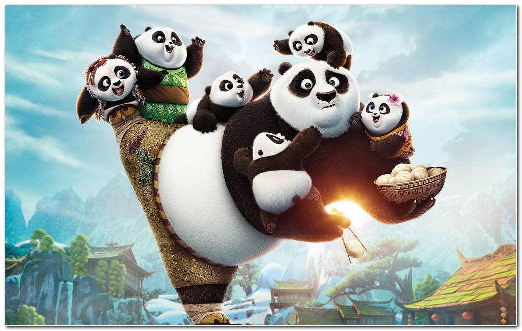 Kung Fu Panda Backgrounds
