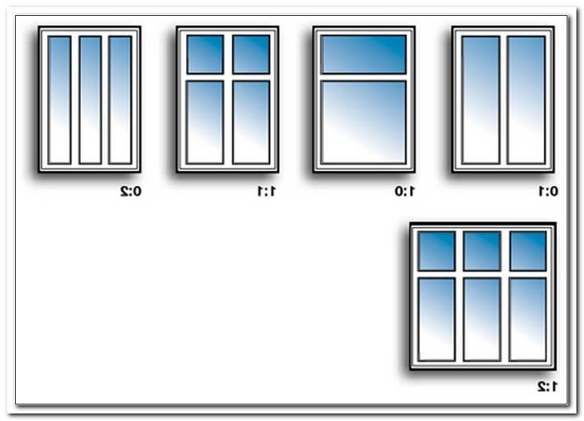 Kunststoff Fenster Standardgr??E