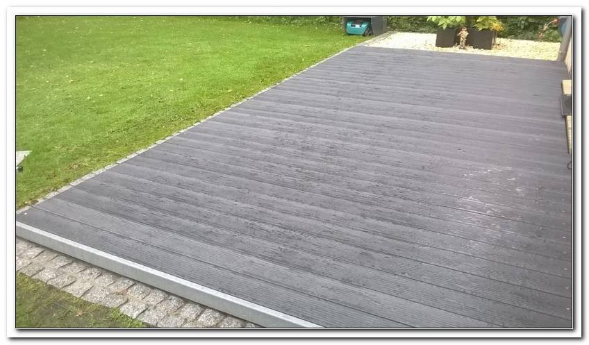 Kunststoffdielen F?R Terrasse