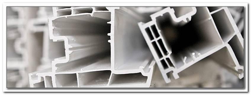 Kunststoffprofile FR Fensterbau