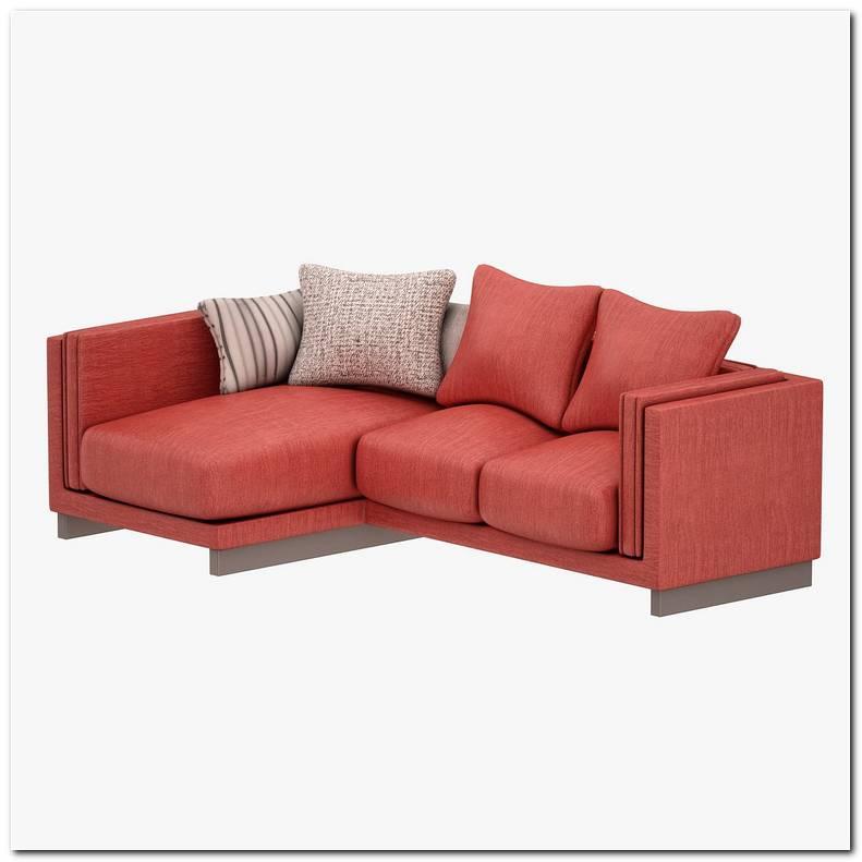 L Sofa 3d Model