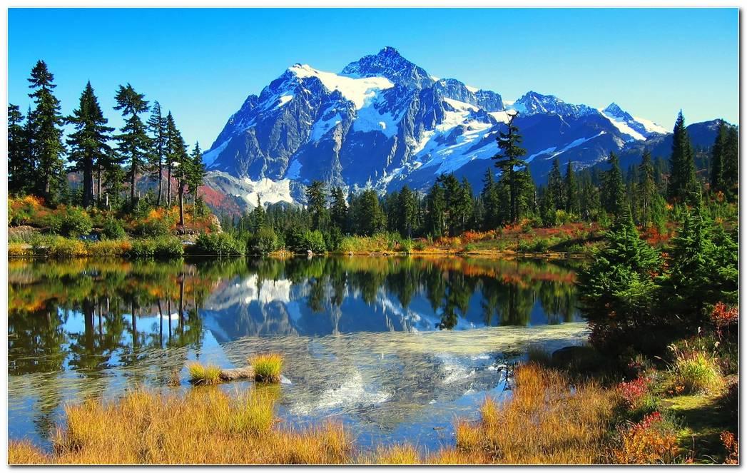 Lake Desktop Image Wallpaper Background