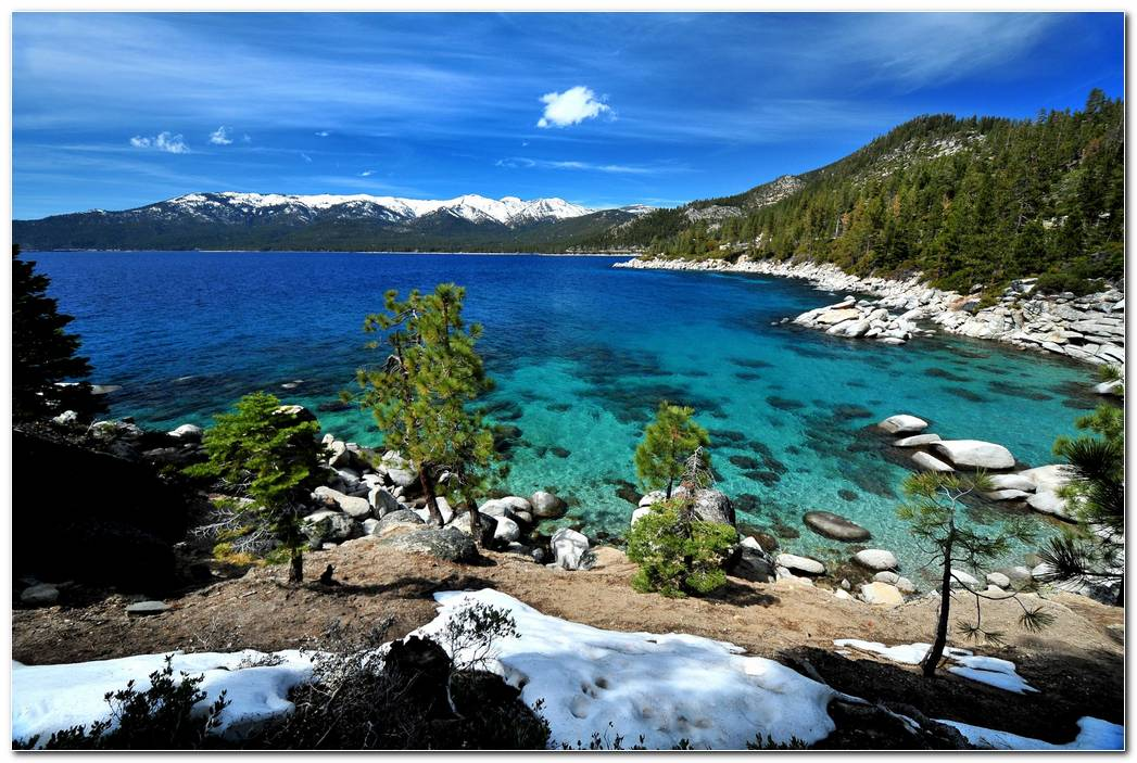 Lake Tahoe Wallpaper Image