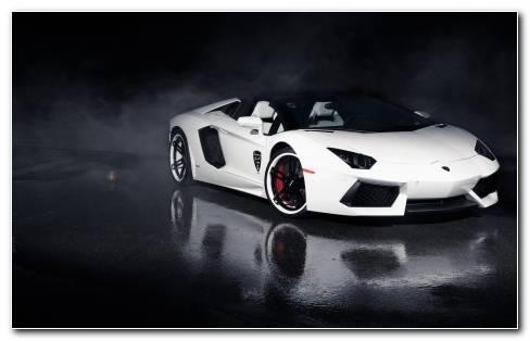 Lamborghini Adventador Wallpaper