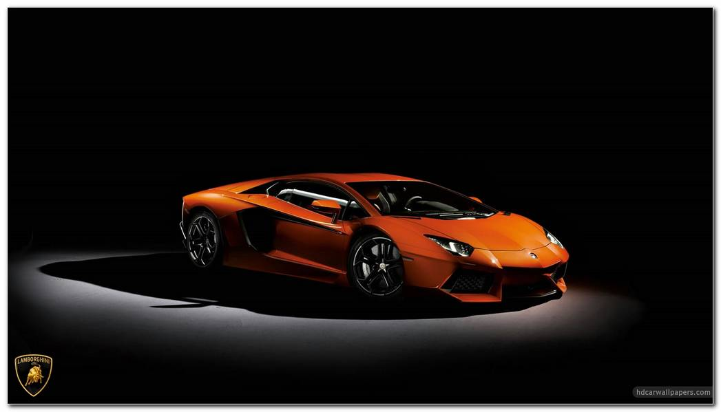 Lamborghini Aventador HD Wallpaper In 1920x1080 Resolution 1920x1080 (1)