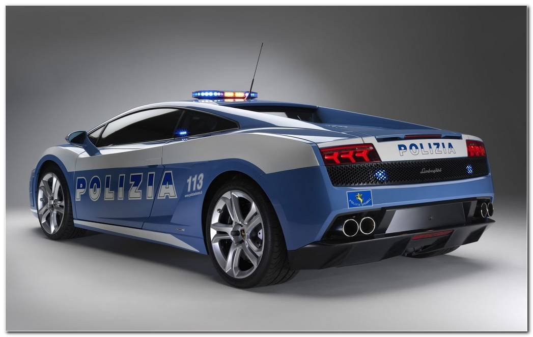 Lamborghini Gallardo Police Car Pictures Cars Wallpapers HD 1600x1000