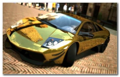 Lamborghini Murcielago HD Wallpaper